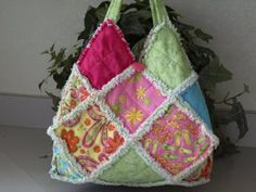 Yay! Something to do with all those leftover fabric scraps!