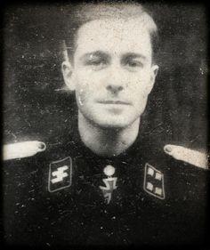 Joachim Peiper - very very handsome waffen ss nazi