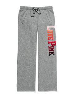 Victoria's Secret PINK Boyfriend Pant #VictoriasSecret http://www.victoriassecret.com/pink/sweats/boyfriend-pant-victorias-secret-pink?ProductID=85496=OLS?cm_mmc=pinterest-_-product-_-x-_-x