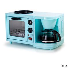 Maxi Matic Versatile 3-in-1 Mini Breakfast Maker - Overstock™ Shopping - Great Deals on Maxi Matic Toasters & Ovens