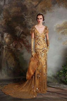 13 Beautiful coloured wedding dresses - Eliza Jane Howells   CHWV