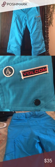 Youth size large snowboard pants Volcom size youth large snowboard pants. Perfect condition! Insulated and lots of pockets. Volcom Other