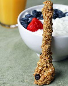 Edible Spoons by Tasty