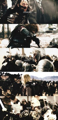 night will fall and drown the sun when a good man goes to war #lotr