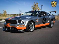 2008 Ford Mustang FR500S Race Car | Gateway Classic Cars | 168-DEN