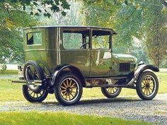 1926 Model T Ford Tudor Sedan. | Cars: From the beginning until ...