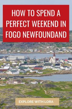Fogo Island is one of the best places to visit in Newfoundland! Here are the best things to do on Fogo Island including Fogo Island hiking, the Fogo Island Inn, restaurants in Fogo, and where to stay in Fogo. #Newfoundland #Canada Fogo Island Newfoundland, Newfoundland Canada, Newfoundland And Labrador, Cool Places To Visit, Places To Travel, Canadian Travel, Canadian Rockies, Fogo Island Inn, Ontario Travel