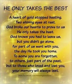 I wish you weren't the best!!! My Jennifer, My Daughter, My Angel November 6, 1985-February 8, 2010 always always always, loved remembered missed