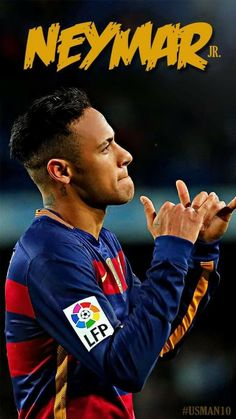 we love you neymar Neymar Barcelona, Lionel Messi, Messi And Neymar, Psg, Football Player Drawing, Football Players, Sports Football, European Football, American Football
