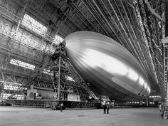 Hangar 1, 1933