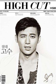 Go Soo's Surprising Transformations in High Cut Photospread Asian Haircut, Asian Men Hairstyle, Asian Hairstyles, Japanese Hairstyles, Haircut Men, Mens Hairstyles Fade, Haircuts For Men, Men's Haircuts, Go Soo