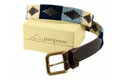 The Sereno is a new addition to the iconic Pampeano collection. Crafted from premium-grade leather and featuring the subtle Aztec pampa diamond pattern, which can be worn smart or casual for both men and women.