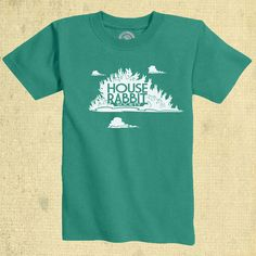 House Rabbit Society - Youth - Heather Green T-Shirt Buy A Bunny, House Rabbit Society, Heather Green, Create Awareness, Rabbits, Bunnies, Charity, Campaign, Youth