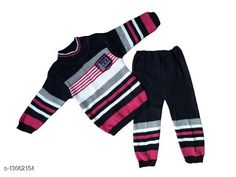 Sweaters Tinkle Elegant Boys Sweaters Fabric: Wool Sleeve Length: Long Sleeves Multipack: 1 Sizes:  1-2 Years (Chest Size: 22 in, Length Size: 16 in, Waist Size: 18 in)  3-4 Years (Chest Size: 24 in, Length Size: 18 in, Waist Size: 20 in)  18-24 Months (Chest Size: 22 in, Length Size: 16 in, Waist Size: 18 in)  12-18 Months (Chest Size: 20 in, Length Size: 14 in, Waist Size: 17 in)  2-3 Years (Chest Size: 24 in, Length Size: 17 in, Waist Size: 19 in)  Country of Origin: India Sizes Available: 2-3 Years, 3-4 Years, 4-5 Years, 12-18 Months, 18-24 Months, 1-2 Years   Catalog Rating: ★4.1 (490)  Catalog Name: ☀️Free Mask Tinkle Elegant Boys Sweaters CatalogID_2546771 C59-SC1178 Code: 613-13062154-
