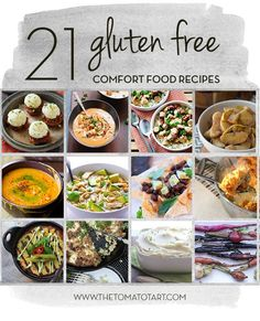 When I had to give up gluten, I wanted comfort food. Here are 21 of the best gluten free comfort food recipes! Gf Recipes, Dairy Free Recipes, Wine Recipes, Real Food Recipes, Cooking Recipes, Healthy Recipes, Healthy Cooking, Gluten Free Dinner, Gluten Free Cooking
