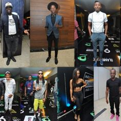 "Nigerian stars show face at ""Olamide Live In Concert"" (OLIC)"