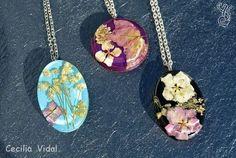 Resin Jewelry, Diy Jewelry, Jewelery, Resin Crafts, Resin Art, Resin Molds, Flower Crafts, Diy Beauty, Dried Flowers