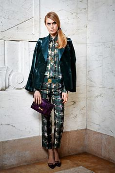 Salvatore Ferragamo | Pre-Fall 2012 Collection | Vogue Runway
