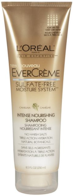 L'Oréal EverCreme Intense Nourishing Shampoo | Ulta Beauty