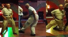 This guy dancing to 'Push It' has moves that are real, real good.