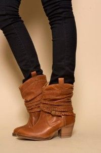 ankle cowboy boots