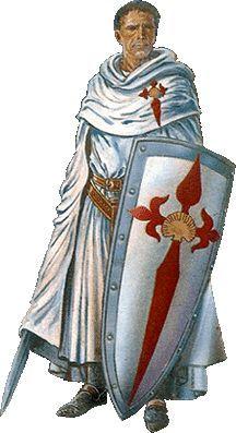 Spain / Battles, Knights -  ORDEN DE SANTIAGO