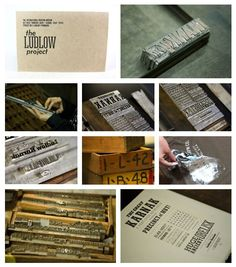 The Ludlow Project - Saving Hot Metal Typecasting History