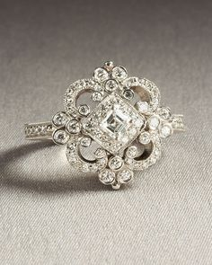 ♦ Natasha Ring by Penny Preville ♦