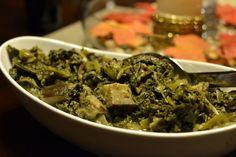 "Rwandan ""Agatogo"" With Collard Greens Recipes — Dishmaps"