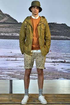 Barbour Spring/Summer 2017 Menswear Collection