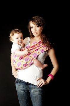 8b6b666e830 New Baby Sling Carrier Size 2 Baby Slings Lucky Pink - Shop Baby Products