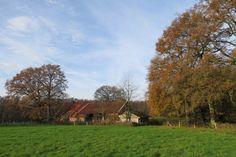 2014-11-23 Mooie hoeve tegen natuurgebied Hazelbekke in de buurt van Vasse