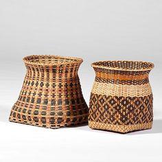 Cherokee Baskets Collected by John S. Boyden, Sr.