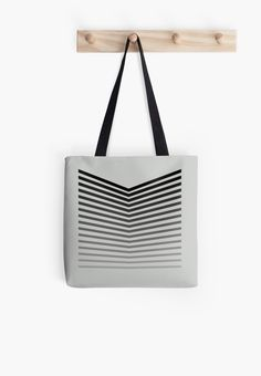 Graphic with grey stripes on grey background • Also buy this artwork on bags, apparel, stickers, and more.