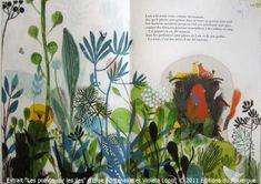 Les poings sur les iles. Elise Fontenaille y Violeta Lopiz