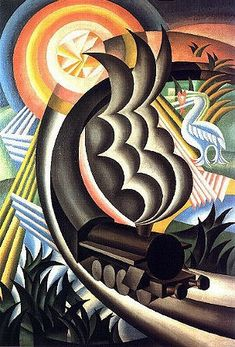 """""""The mots in liberta poetry of Italian Futurism contained no adjectives, adverbs, finite verbs, punctuation -- anything that would slow it down."""
