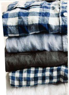 Summer brushed cotton #menscasualshirt