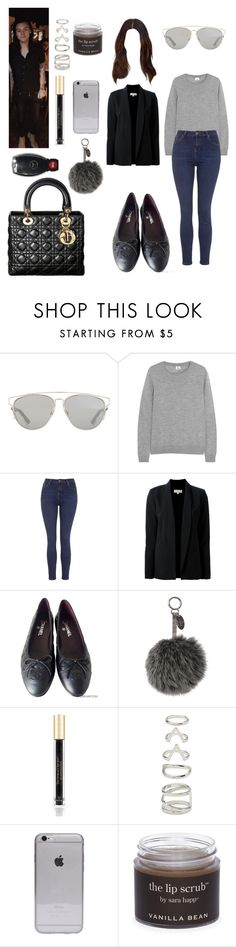 """Restaurant with Harry"" by tinateva ❤ liked on Polyvore featuring Taschen, Christian Dior, Iris & Ink, Topshop, MICHAEL Michael Kors, Chanel, Fendi, Victoria's Secret, Forever 21 and Sara Happ"