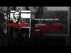 Bang my Head (feat. Sia) - YouTube