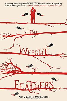 The Weight of Feathers by Anna-Marie McLemore http://www.amazon.com/dp/1250058651/ref=cm_sw_r_pi_dp_uKpowb1HVMT06