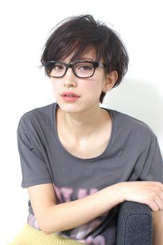 【HAIR】三好 佳奈美さんのヘアスタイルスナップ(ID:183067)