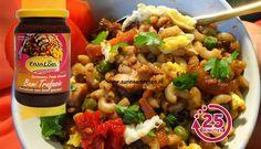 Surinaams eten – Surinaamse macaroni uit een bowl