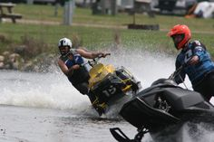 Water-cross at Brainerd International Raceway June 2012