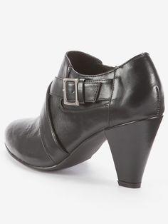 SouthBuckle Low Heel Shoe Boots   Littlewoods.com