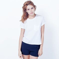 Everlane Box Cut Tee - $15