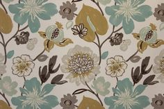 Braemore Gorgeous Pearl Fabric -The Fabric Mill