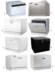 Countertop Dishwashers  Renters Solutions