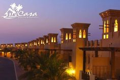 Ras Al Khaimah: Experience the good life! Weekday or Weekend Junior Suite stay for 2 at the Al Hamra Village Golf & Beach Resort w/ Buffet Breakfast, Lunch or Dinner, Unlimited Beach & Pool Access & more starting from AED 469