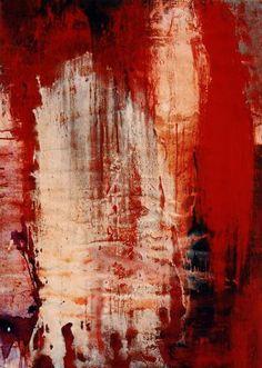 """Saatchi Art Artist Johann Nußbächer; Painting, """"fire and flame 15"""" #art"""