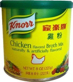 Knorr Broth Mix Chicken 8 Ounce -- Check out the image by visiting the link.Note:It is affiliate link to Amazon. #liketeam